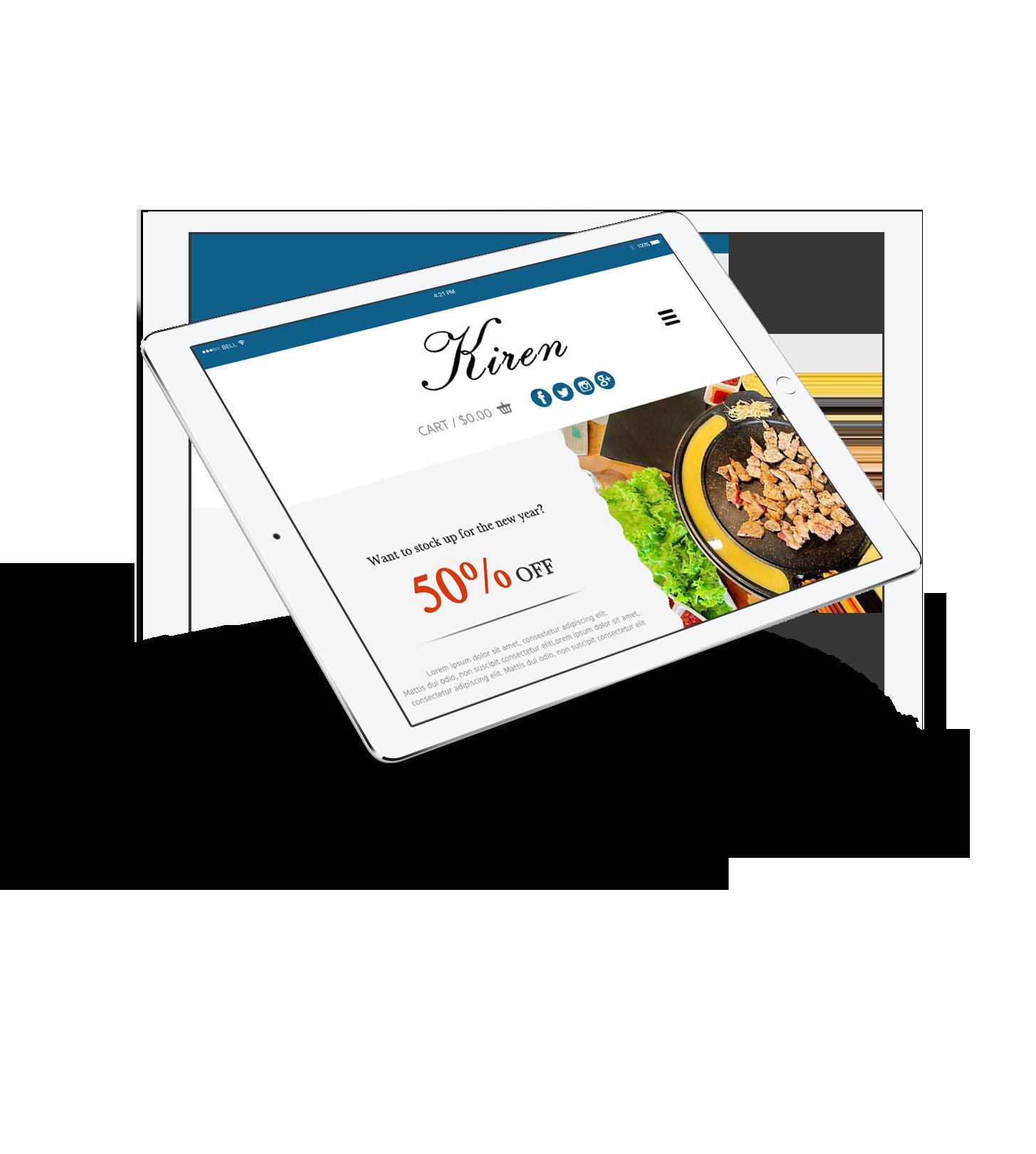 kiren_iPad